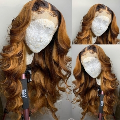 Wiccawigs Customized Color Brazilian Remy Hair Gluelesa Lace Front  Wigs With Baby Hair Full Lace Wigs Pre Plucked Hairline