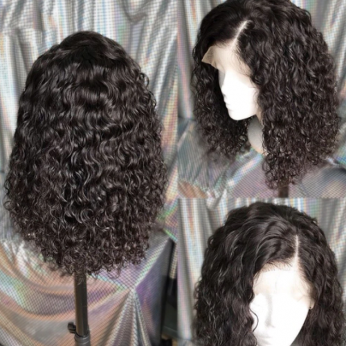 Wicca luxury curly lace wigs for new year new mood