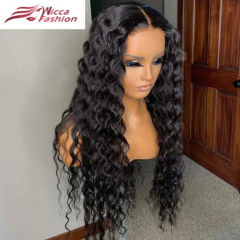 Wiccawigs customized loose wave lace wigs for new year